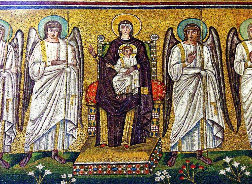 external image unknown-artist-mother-of-god-enthroned-basilica-di-santapollinare-nuovo-ravenna-italy-6th-century-e1277666655562.jpg?w=1000