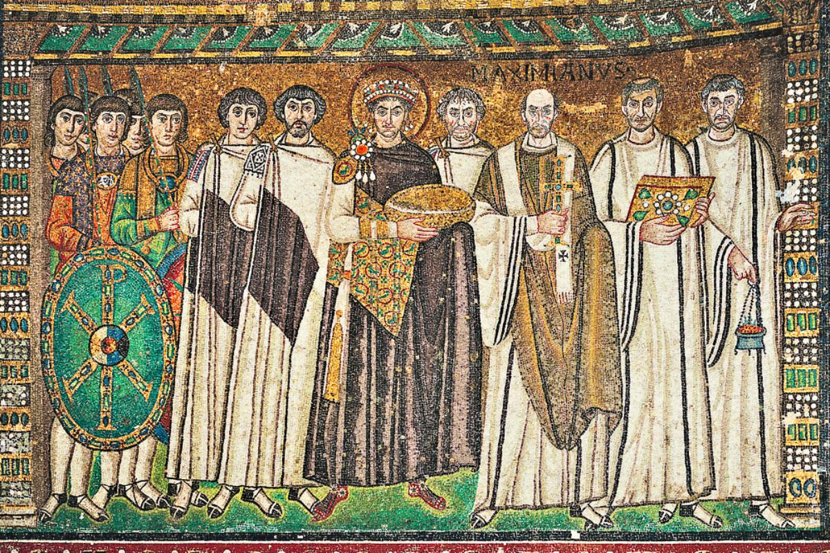 justinian was a byzantine emperor Get this from a library the emperor justinian and the byzantine empire [j a s evans] -- designed as an accessible introduction to justinian's reign and his time, the emperor justinian and.