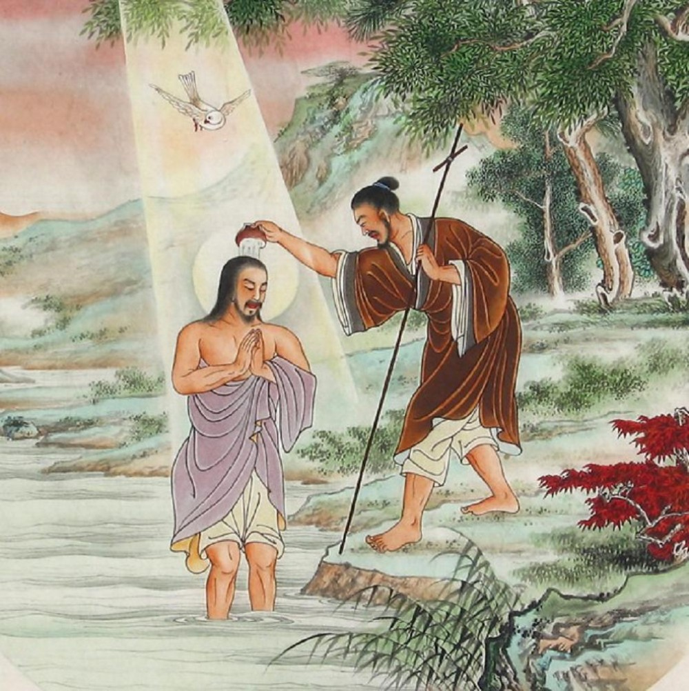 Hasil gambar untuk jesus and chinese