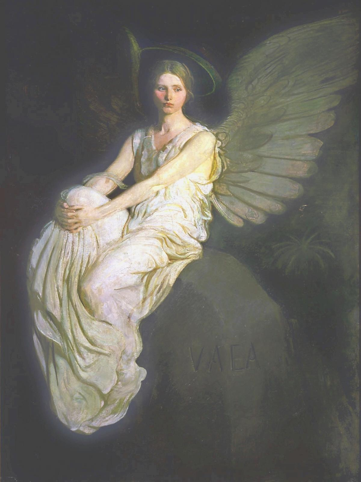 Political Symbols Of French Revolution The Winged Woman