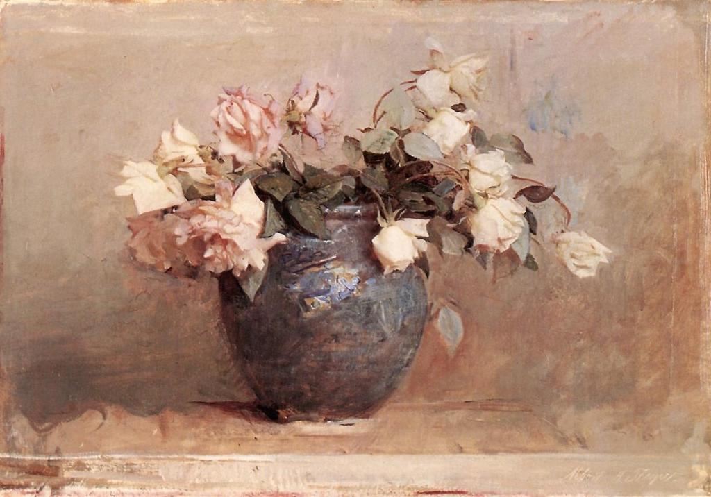 01 Abbott Handerson Thayer. Roses