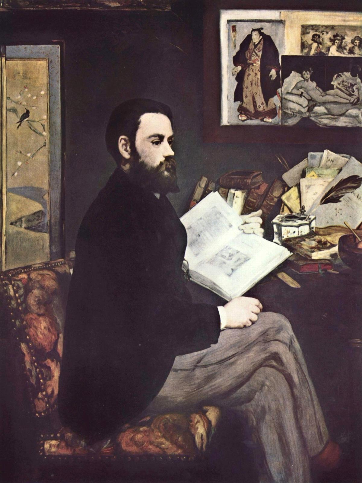 Édouard Manet. A ...