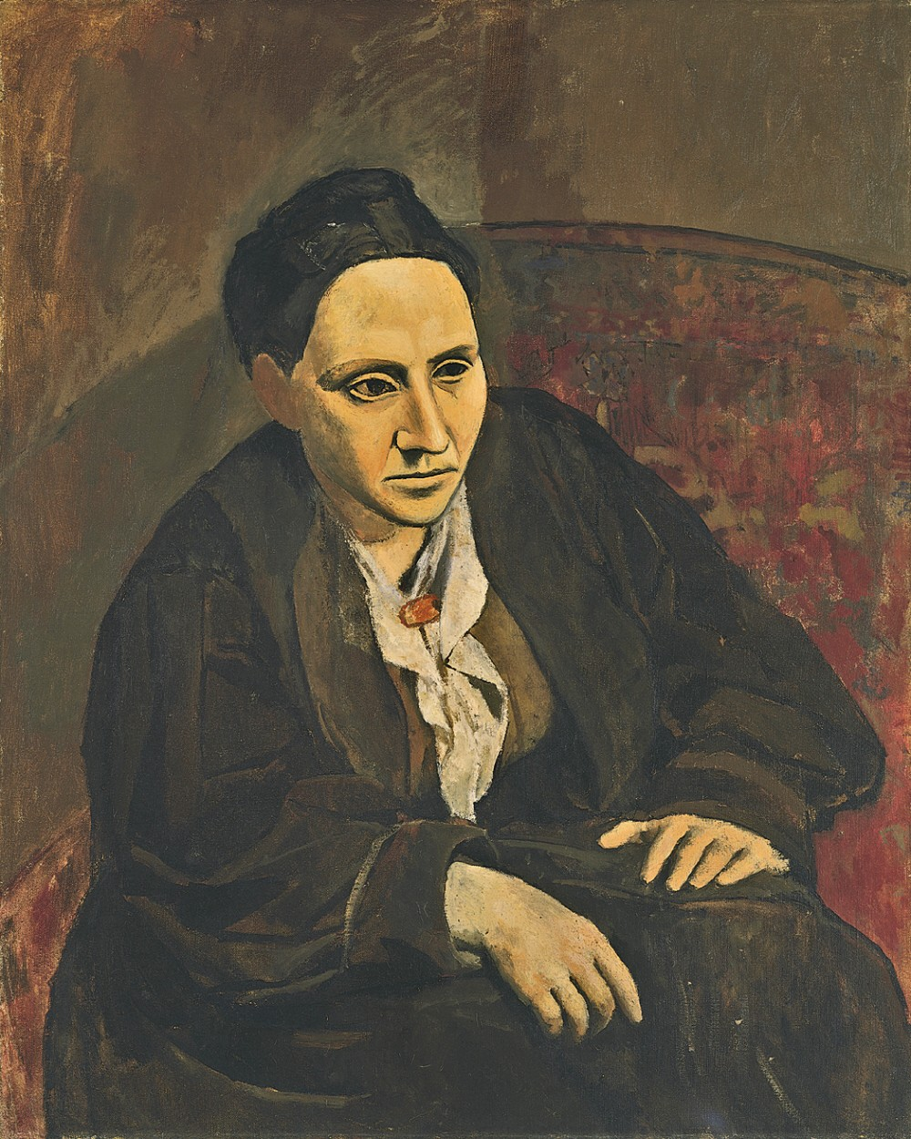 gertrude stein and pablo picasso relationship