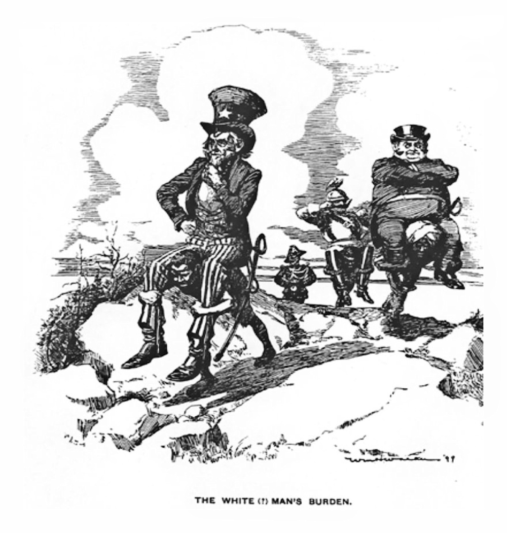 00 The White Man's Burden. 1899. 05.04.14