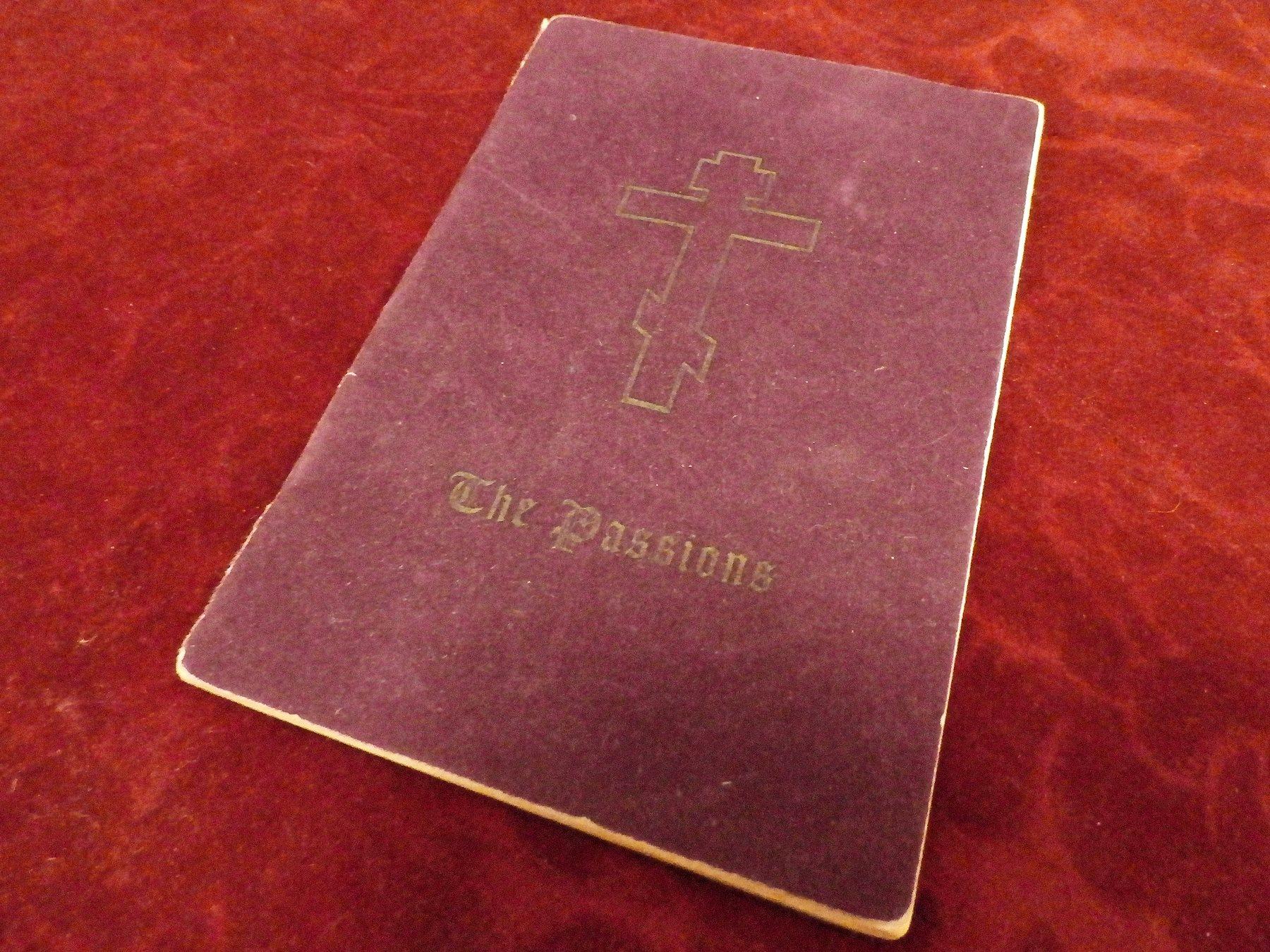 00 Sasha Ressetar. Baba's Passion Book. 09.04.15